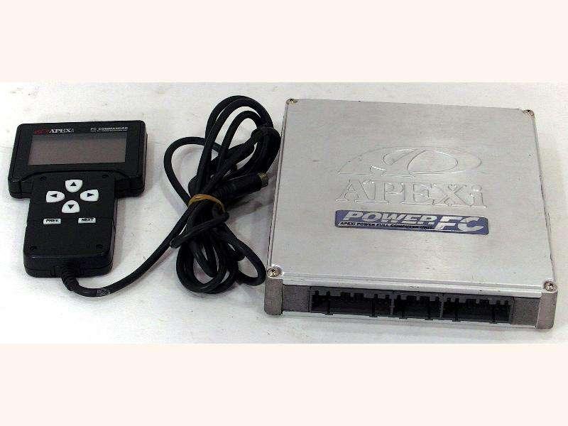 Apexi Power FC ECU+Com Impreza Ver.3/4 D/E GC8 GF8 WRX EJ20k