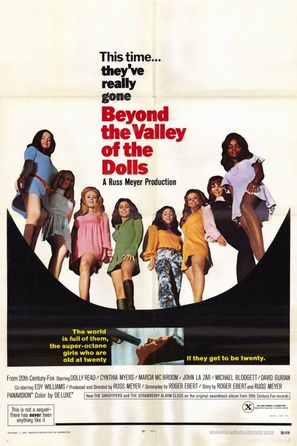 1vdkm Russ Meyer   Beyond the Valley of the Dolls [+Extras] (1970)