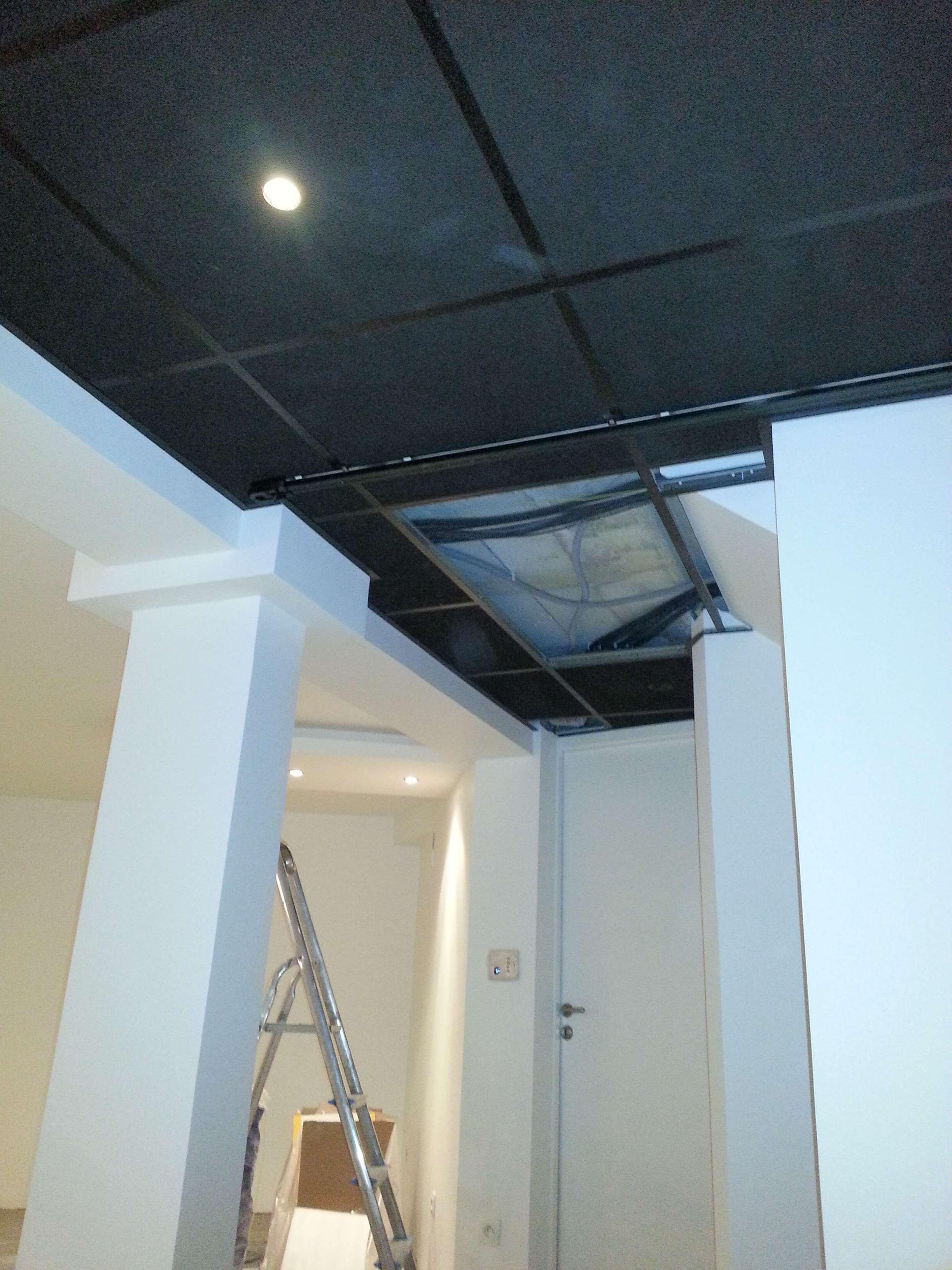 Tbb media room lounge oppo upgrad page 13 29980461 sur le - Retouche peinture plafond ...