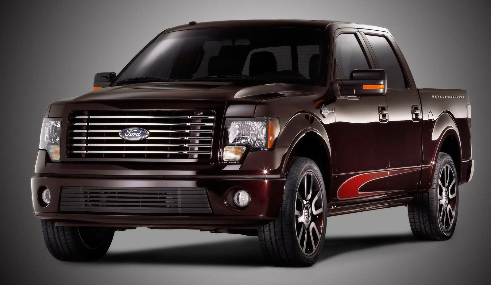 Special cars  Ford F 150 Harley