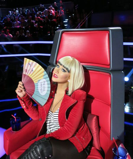 Hairstylist David Babaii Talks About Christina Aguilera's Hair on The Voice