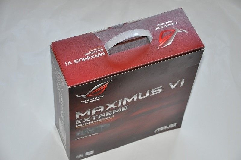 asus maximus vi extreme manual