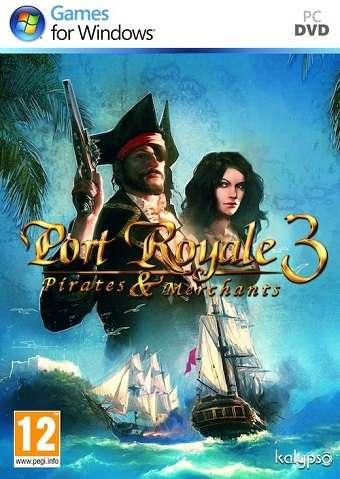 [PC] Port Royale 3: Pirates & Merchants - SUB ITA