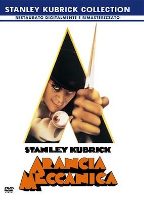 Arancia meccanica - A Clockwork Orange (1971) Dvd9 Copia 1:1: ITA - MULTI