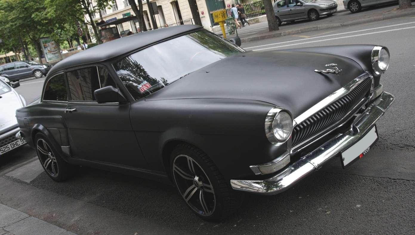 Volga Gaz M21 Custom K 252 L 246 Nleges Aut 243 K