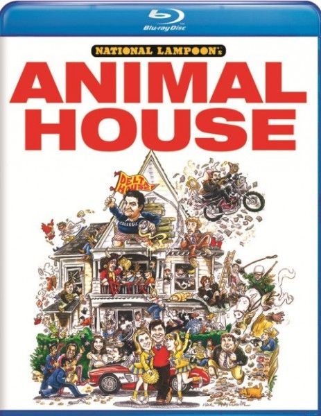Animal House 1978 720p BluRay x264-HD