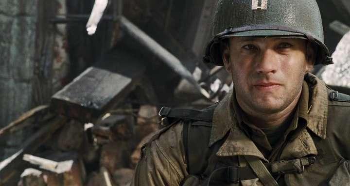 Gelbstint eilinį Rajaną / Saving Private Ryan (1998)