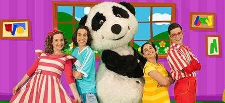 Panda Caricas DVD SOMDIRETO