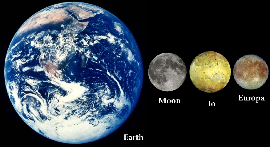 Io: Moon over Jupiter, page 1