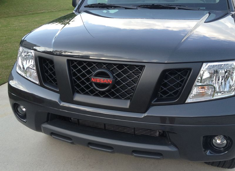 First Mod On My 13 Night Armor Page 2 Nissan Frontier