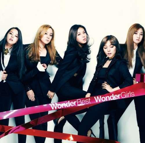 [Album] Wonder Girls - Wonder Best KOREA/U.S.A/JAPAN 2007-2012